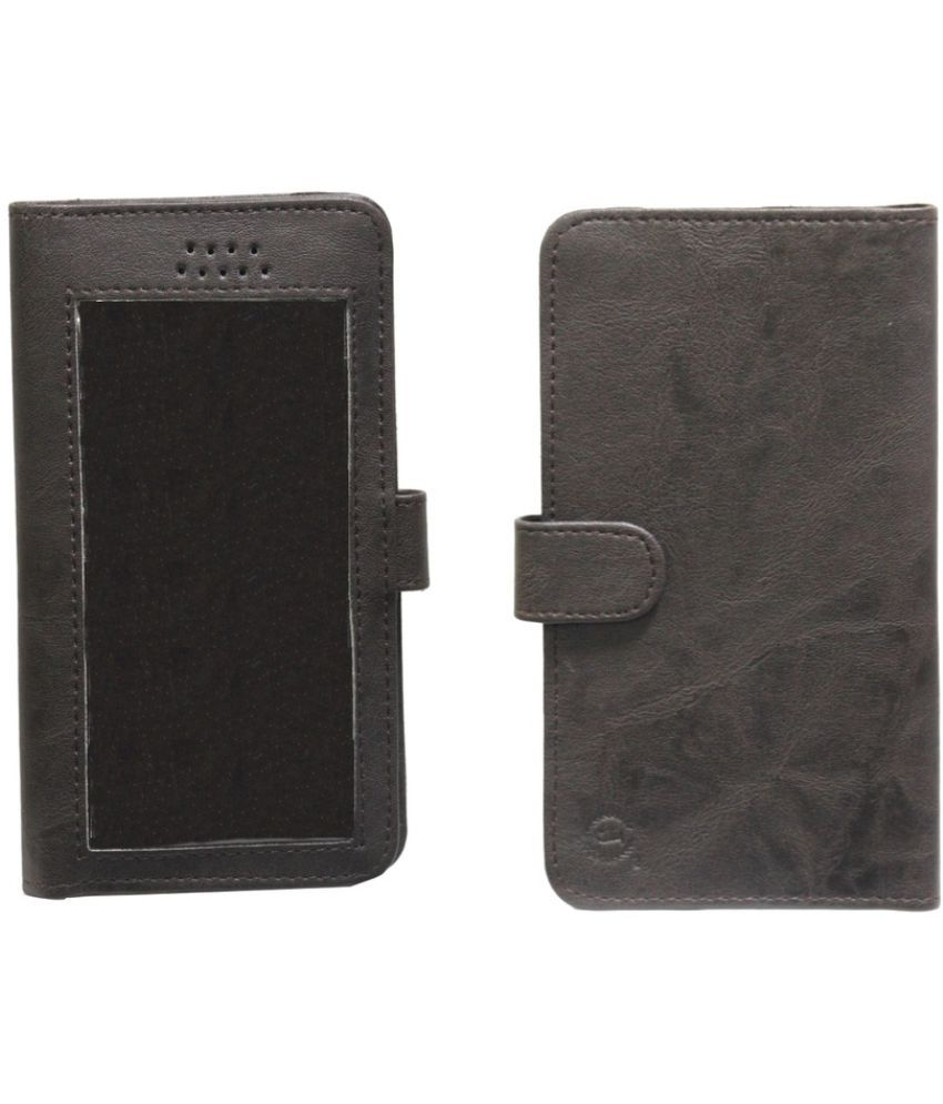 Xiaomi Mi Note Pro Holster Cover by Jojo - Brown