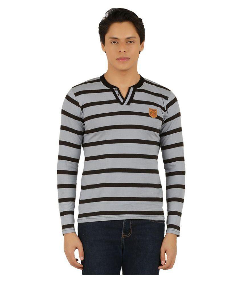 Vuyhaz Multi Henley T-Shirt