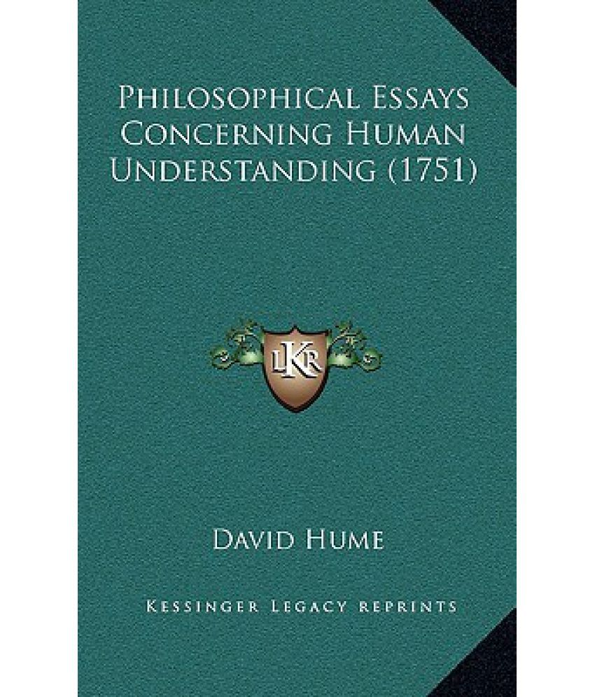 Book concerning essay great human in philosophy understanding