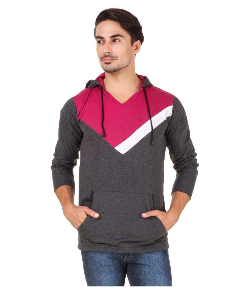 Aurelio Marco Multi Hooded T-Shirt