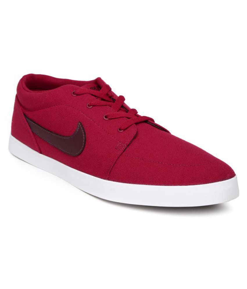 Nike Sneakers Red Casual Shoes - Buy Nike Sneakers Red ...