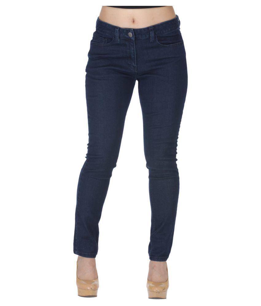 Fast n Fashion Denim Lycra Jeans