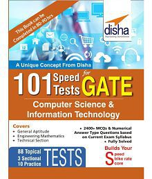 101 Speed Test for GATE Computer Science & Information Technology