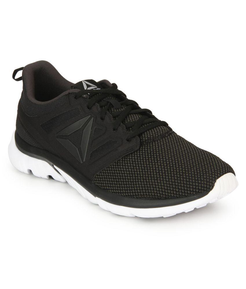 Reebok Black Running Shoes - Buy Reebok