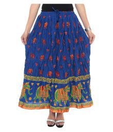 Jaipur Skirt Cotton A-Line Skirt