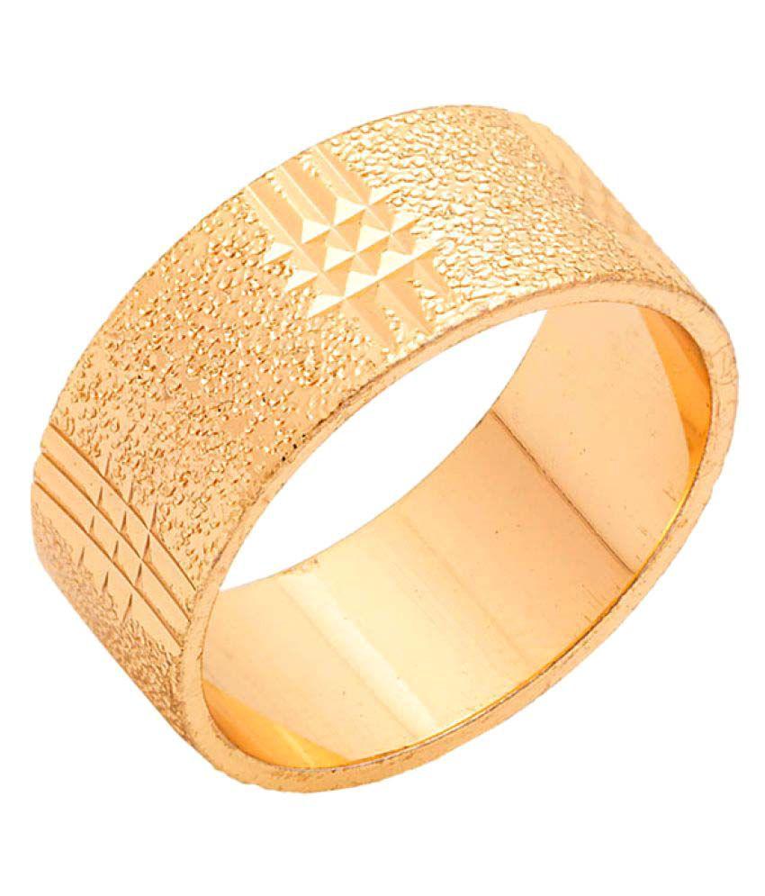 Voylla Gold Ring