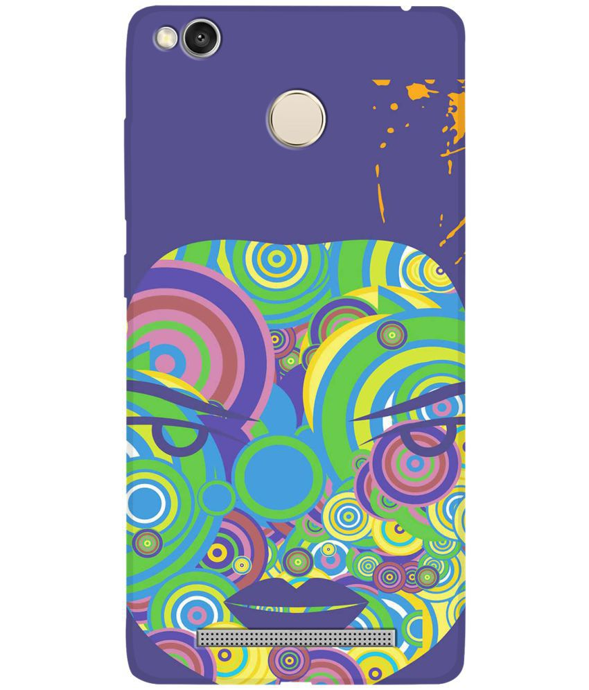 Xiaomi Redmi 3s Prime Printed Cover By SWAGMYCASE
