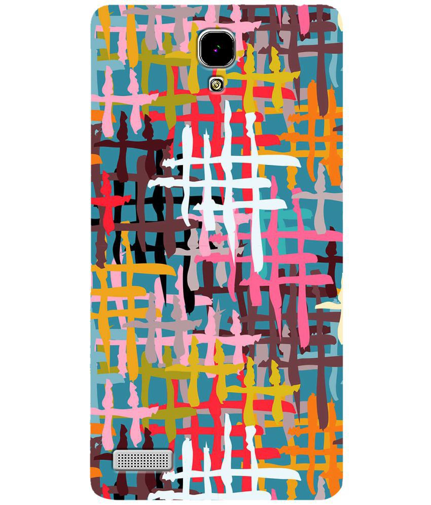 Xiaomi Redmi Note 2 Printed Cover By SWAGMYCASE