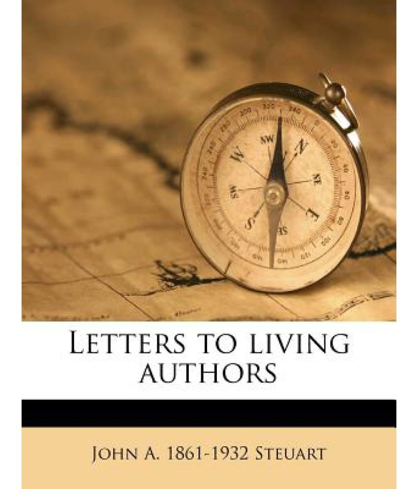 Letters to Living Authors