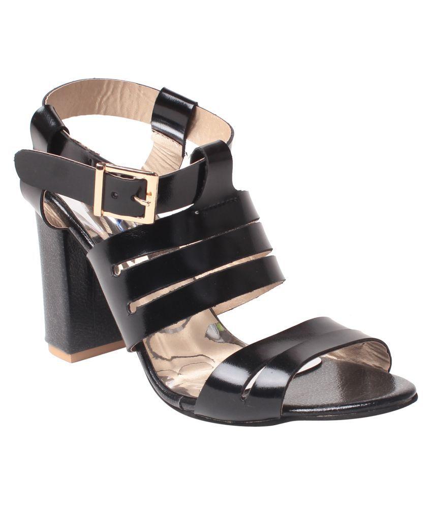 MSC Black Heels