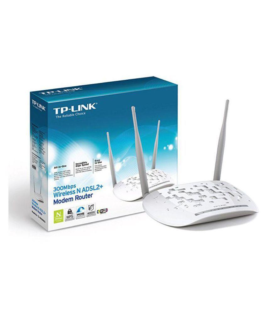 TP-Link TD-8961N 300 RJ11 White