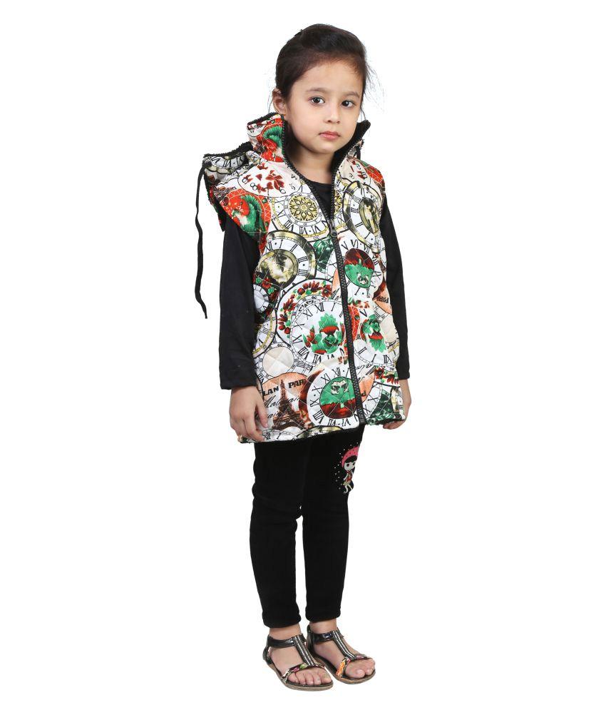 Crazeis Multicolor Nylon Jacket