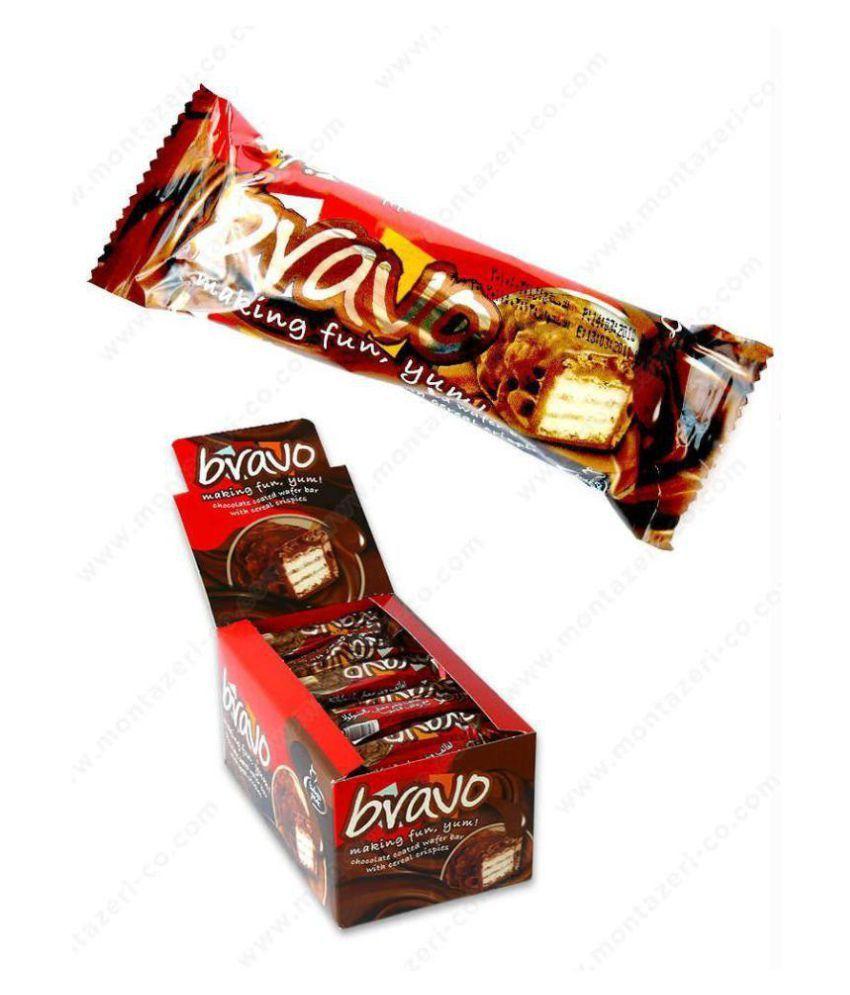 Bravo Chocolate Wafers Choco 600 gm: Buy Bravo Chocolate Wafers ...