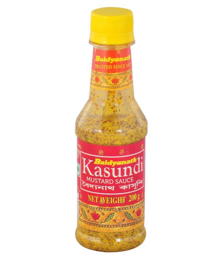 Baidyanath Kasundi 200 gm (packs of 2)