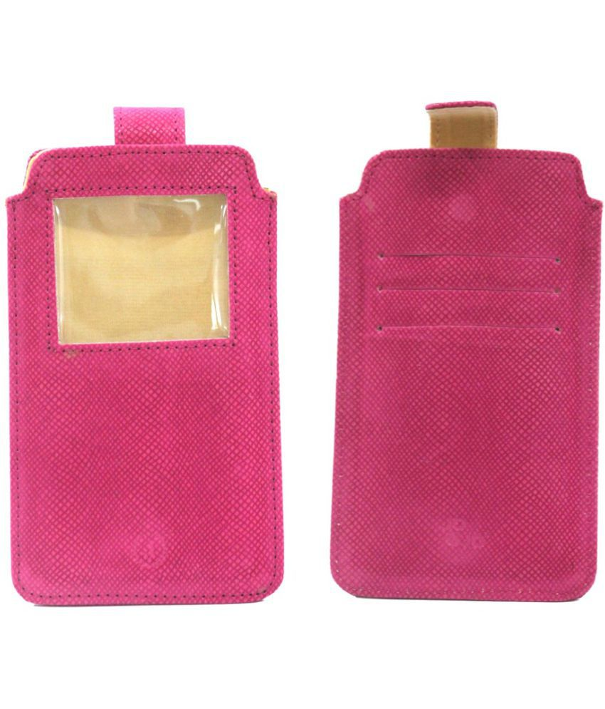 LG K10 Holster Cover by Jojo - Pink