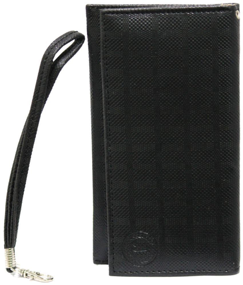 LG K10 LTE Holster Cover by Jojo - Black