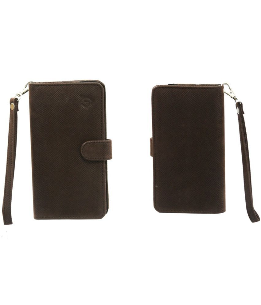 LG L Bello Holster Cover by Jojo - Brown