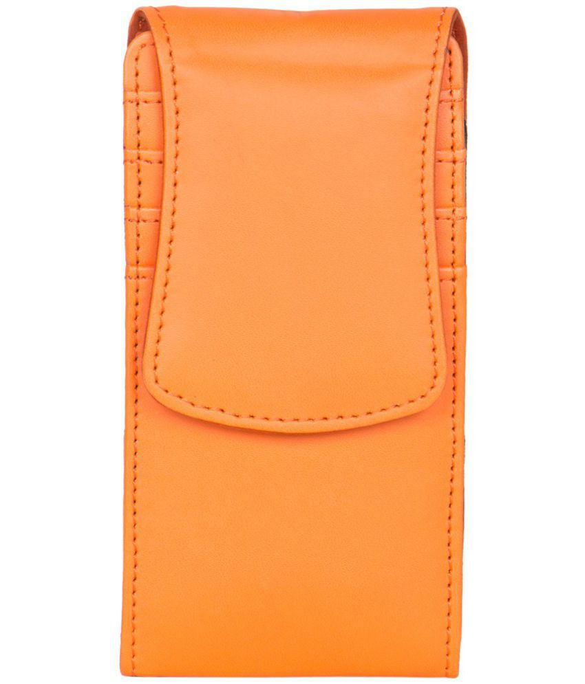 Sony Xperia J Holster Cover by Senzoni - Orange