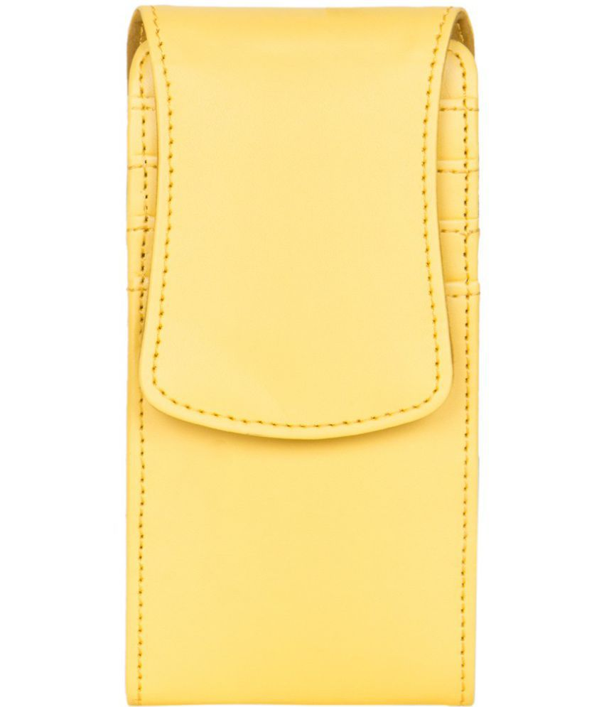Xolo WIN Q900s Holster Cover by Senzoni - Yellow