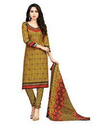 3d56883898 Cotton Salwar Suits: Buy Cotton Salwar Kameez Online at Low Prices ...