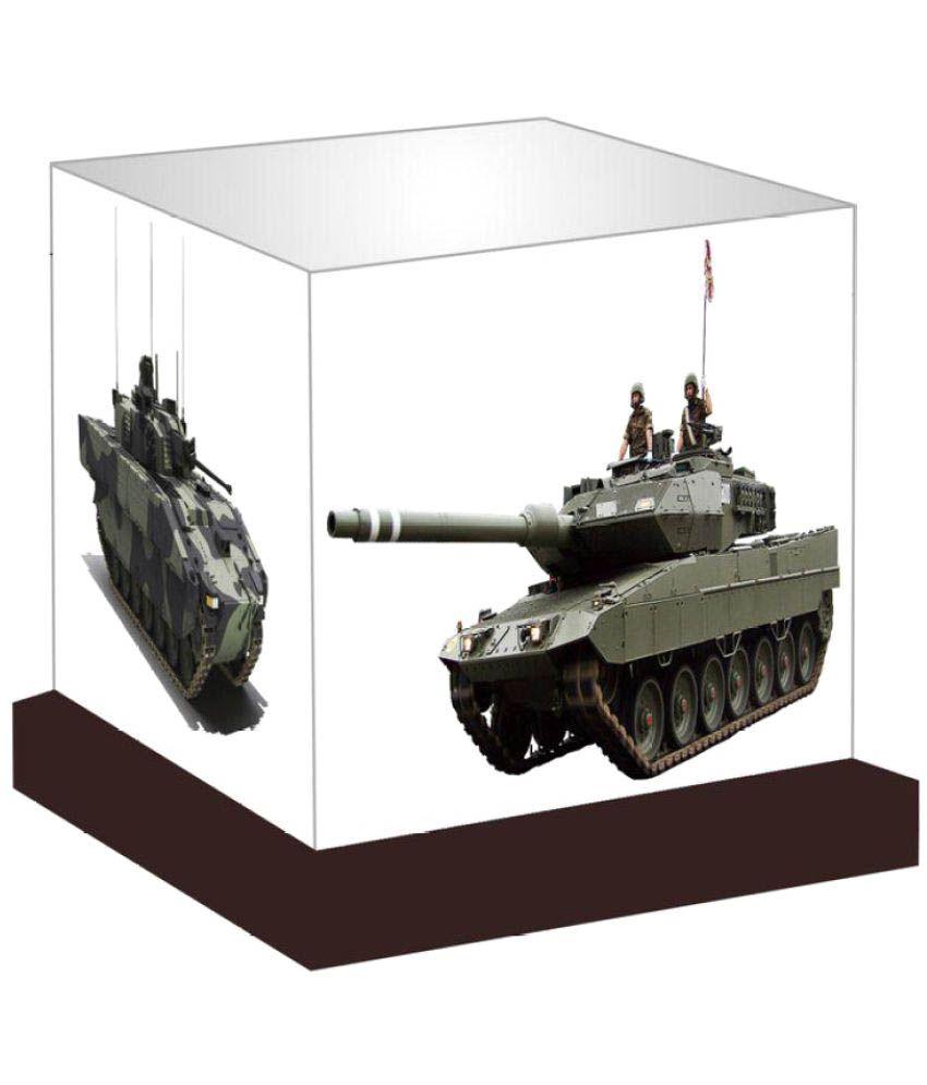 Advance Hotline Army Tanks Night Lamp Multi
