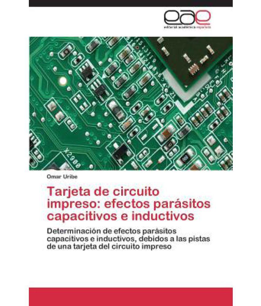 Circuito Impreso : Tarjeta de circuito impreso efectos parasitos capacitivos e