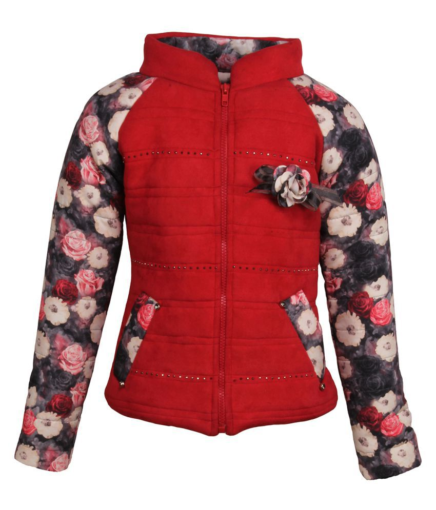 Cutecumber Partywear Quilted & Bomber Jackets