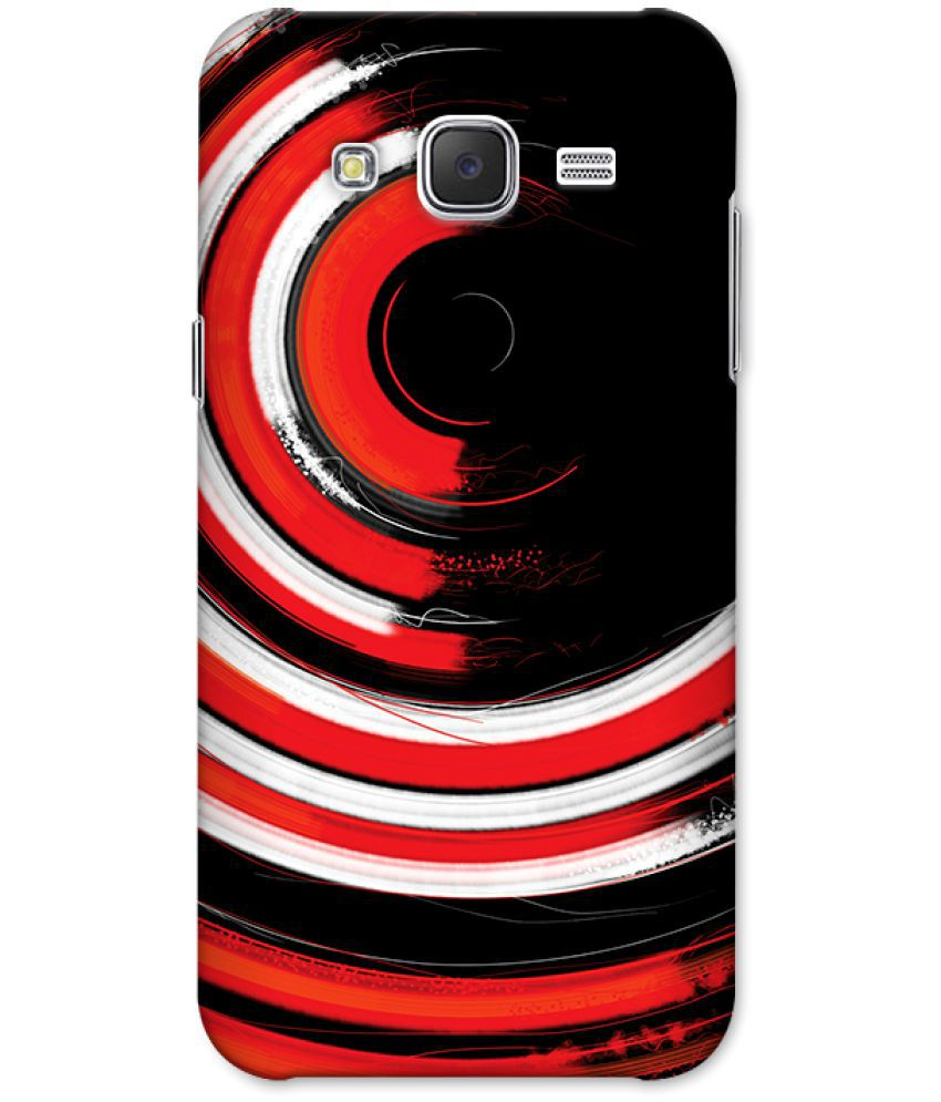 Samsung Galaxy j3 Printed Cover By CRAZYINK