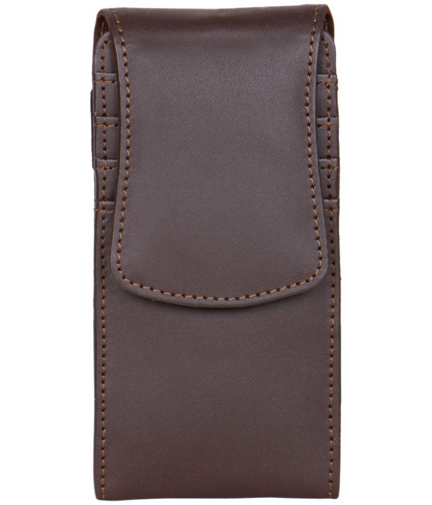 LG Optimus GK Holster Cover by Senzoni - Brown
