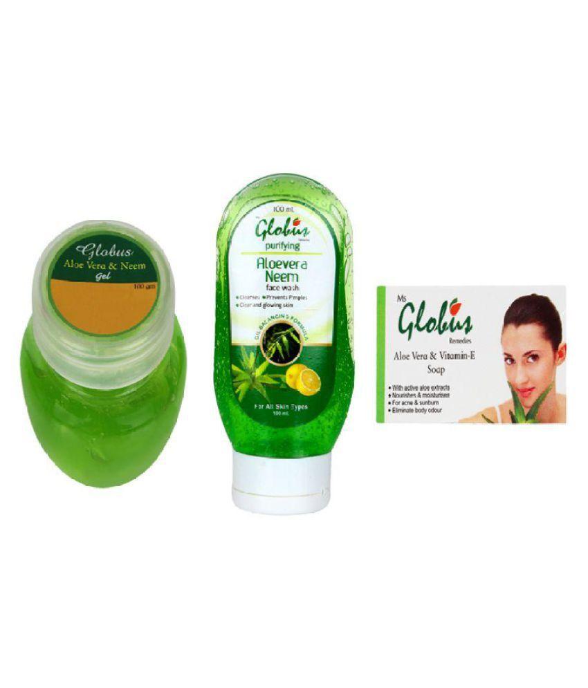 Globus Remedies Cleanser 505 gm