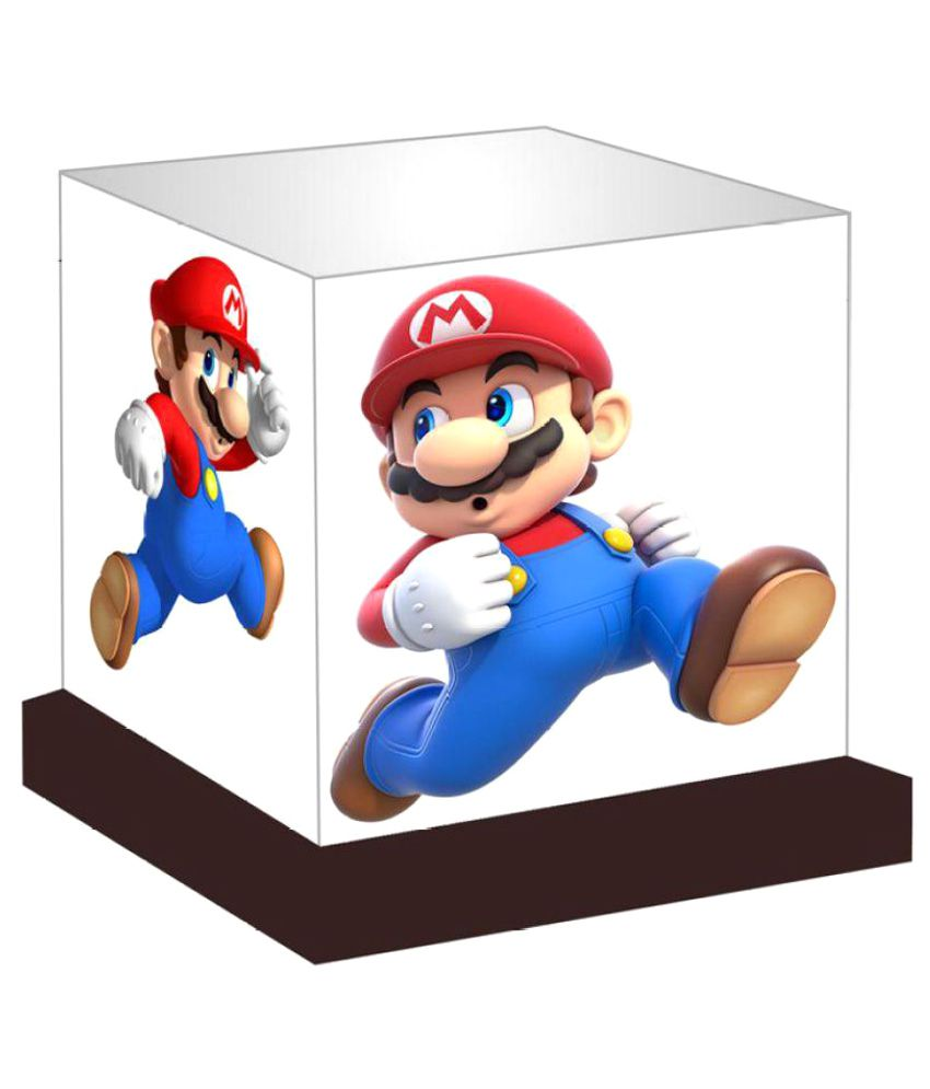 Advance Hotline  Mario Night Lamp Multi