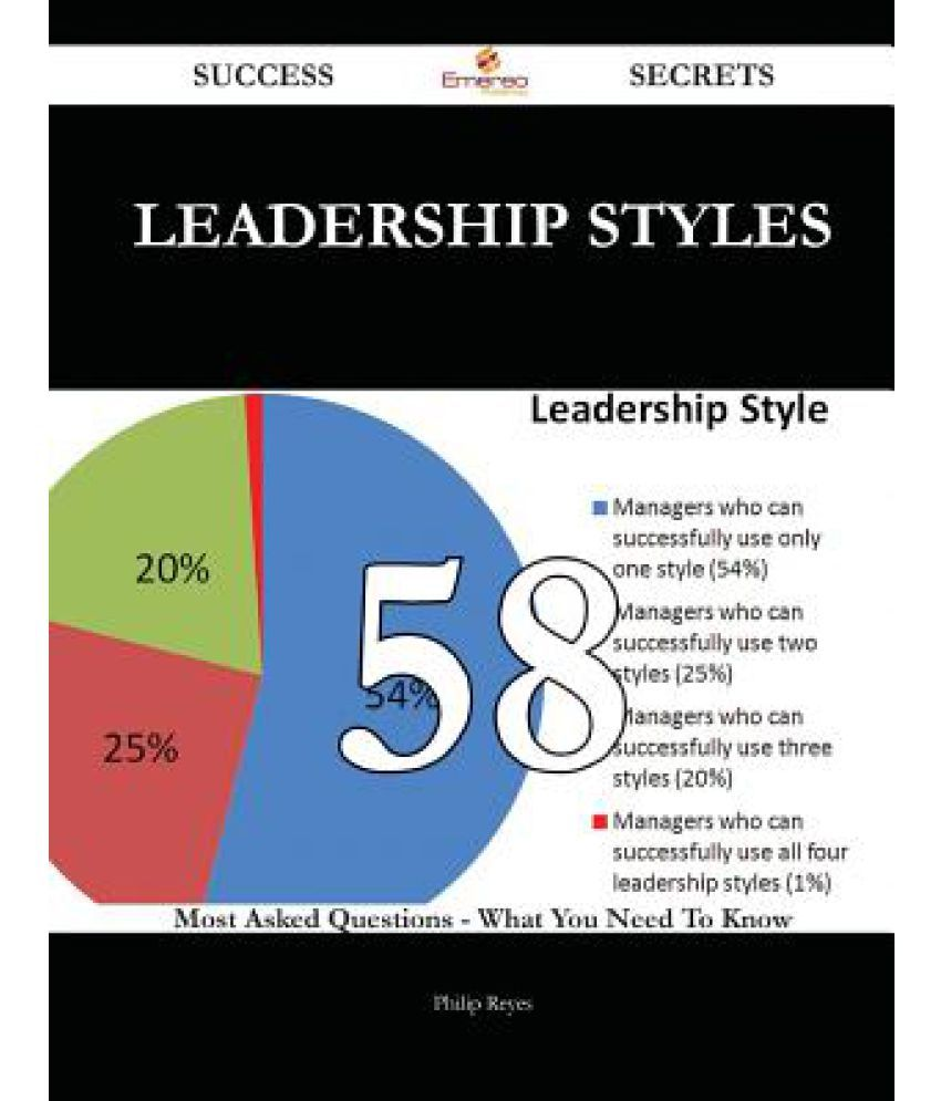 leadership styles 58 success secrets 58 most asked questions on leadership styles 58 success secrets 58 most asked questions on leadership styles what you need to know