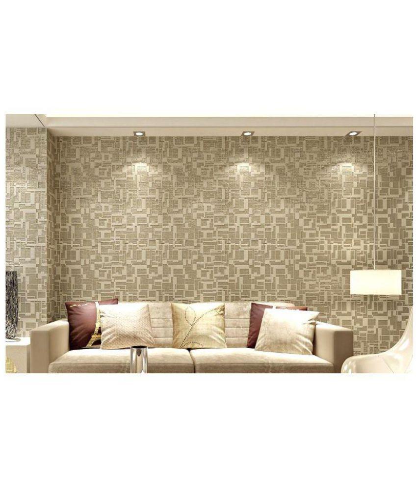 Orizin 3d Modern Wallpaper With Heometry Design Fabric Wall Stickers