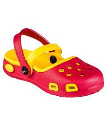 Spice Red Clog