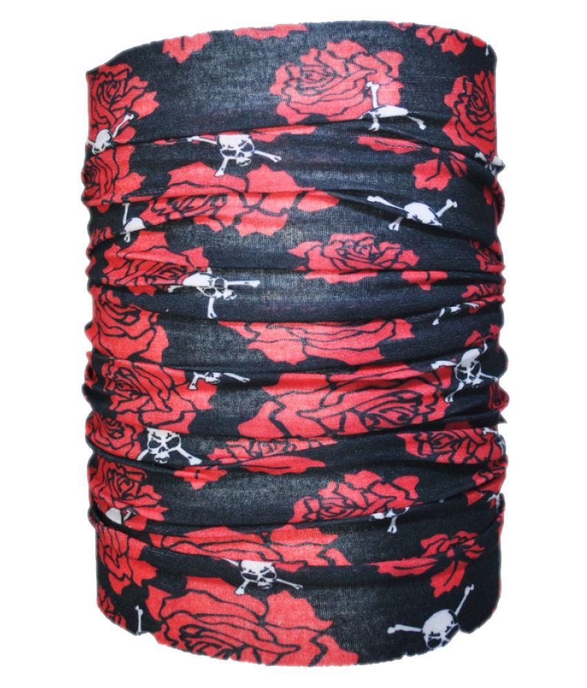 Korni Multi Floral Nylon Headwraps