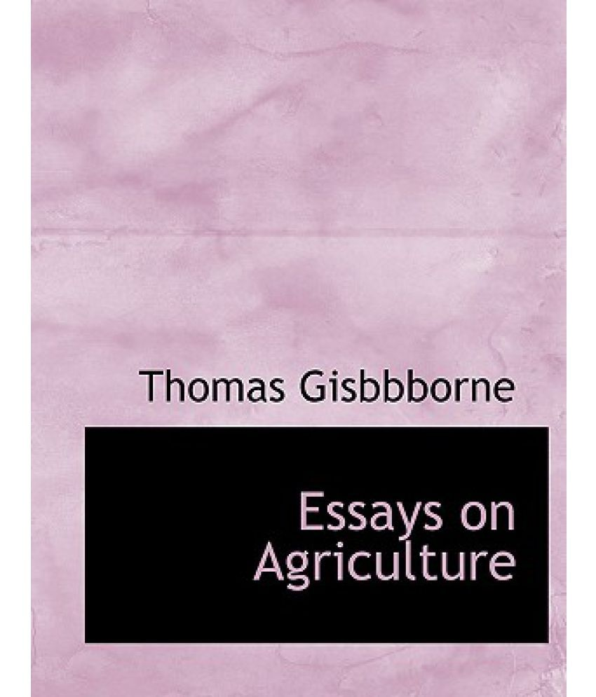 essay agriculture india 1 country report: india indian agriculture – an introduction submitted to fourth session of the technical committee.