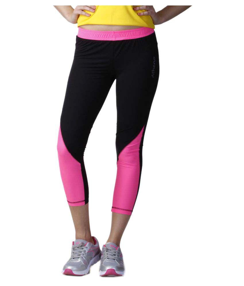 Atheno Multicolour Polyester Bottomwear