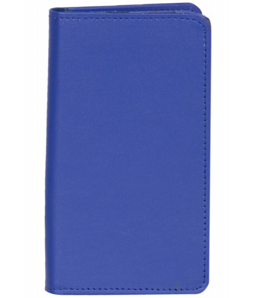 Videocon A 42 Holster Cover by Senzoni - Blue