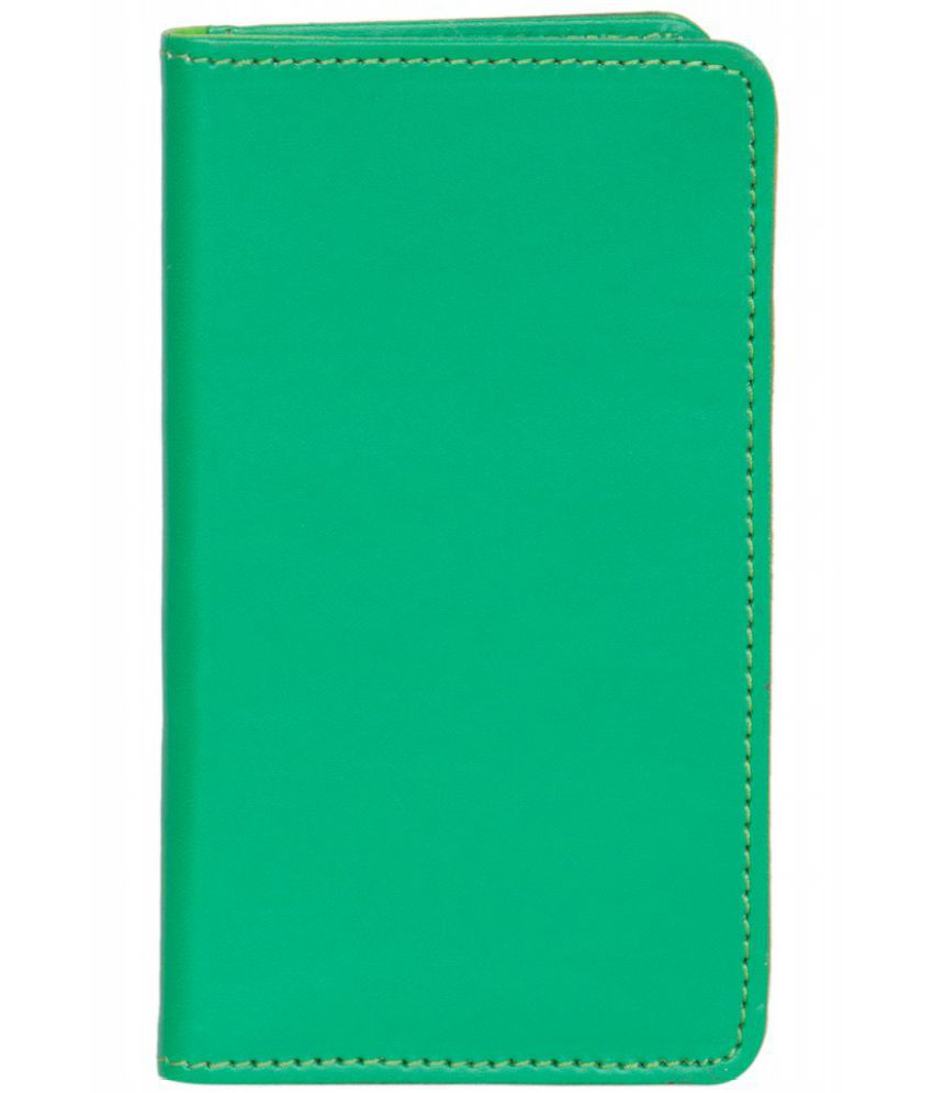 Huawei Ascend Y200 Holster Cover by Senzoni - Green