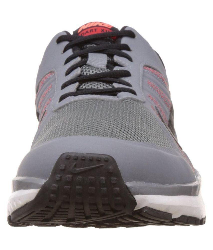 premium selection 02895 4ff77 ... Nike Dart 12 Msl Running Shoes Grey ...
