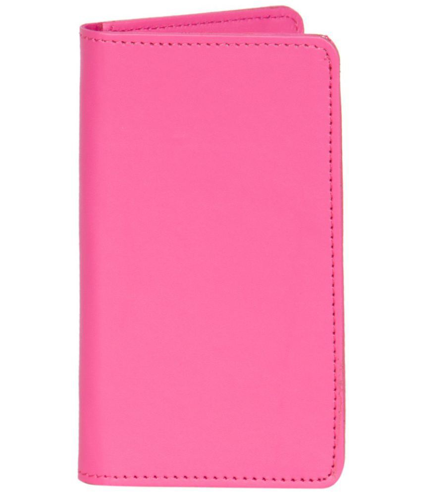 Lava X81 Holster Cover by Senzoni - Pink