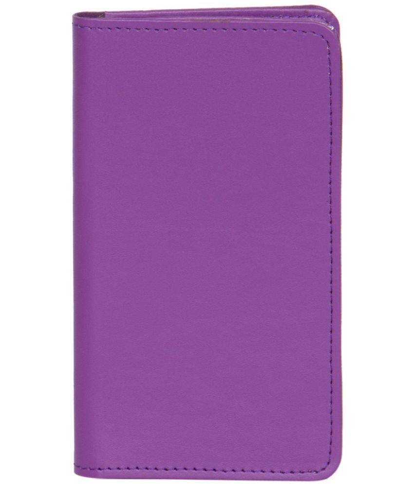 Nokia 215 Holster Cover by Senzoni - Purple