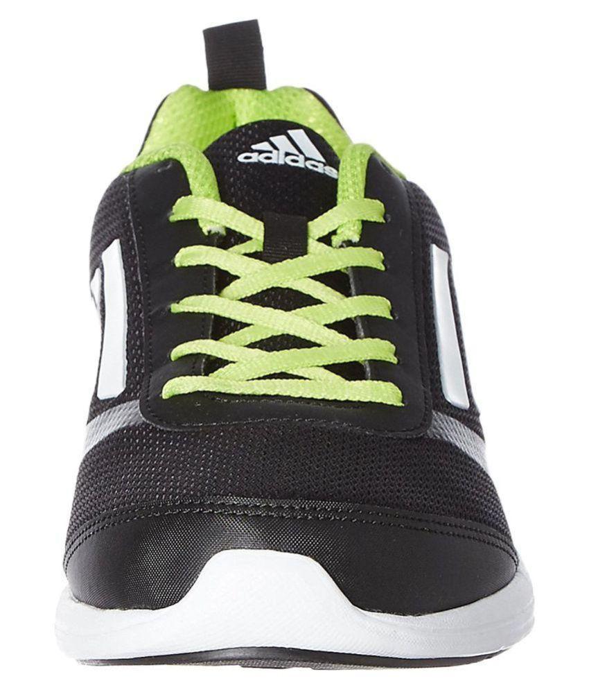 new style a5c21 0fecf ... Adidas Mens Adiray M Running Shoes Black ...