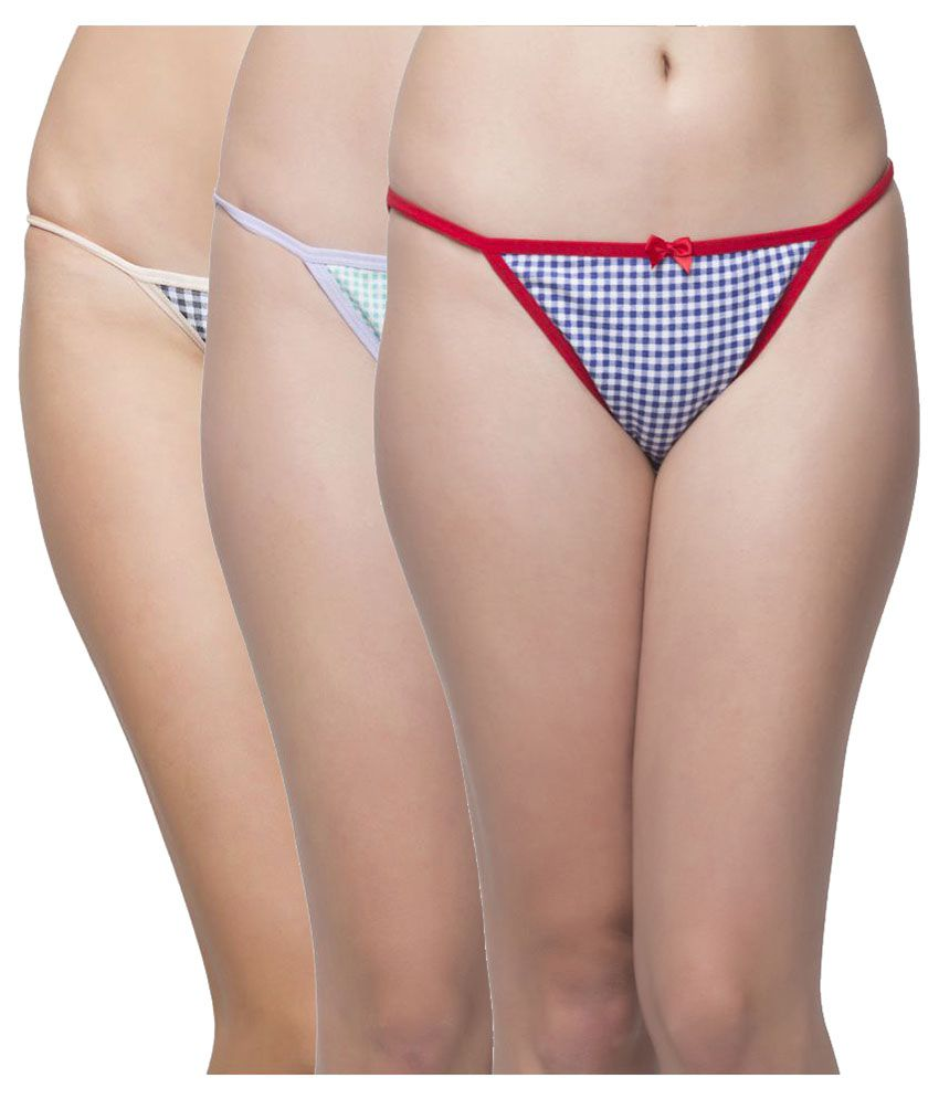 80351035d6a Buy Clovia Cotton Bikini Panties Online at Best Prices in India - Snapdeal