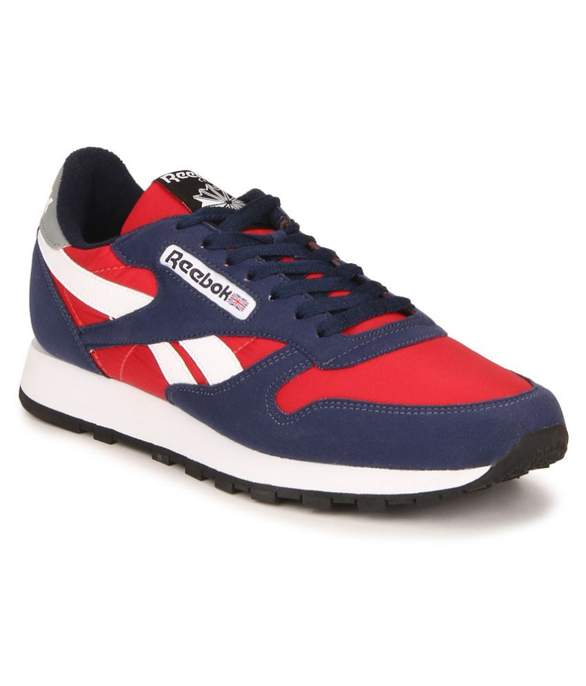 b7d0c596ae2efc Reebok CLASSIC ELECTRO Red Casual Shoes - Buy Reebok CLASSIC ELECTRO Red Casual  Shoes Online at Best Prices in India on Snapdeal