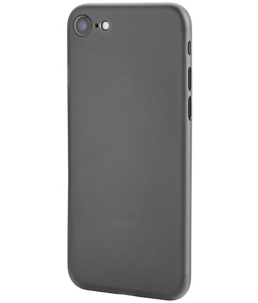 Apple iPhone 7 Cover by Imc Deals - White - Plain Back Covers