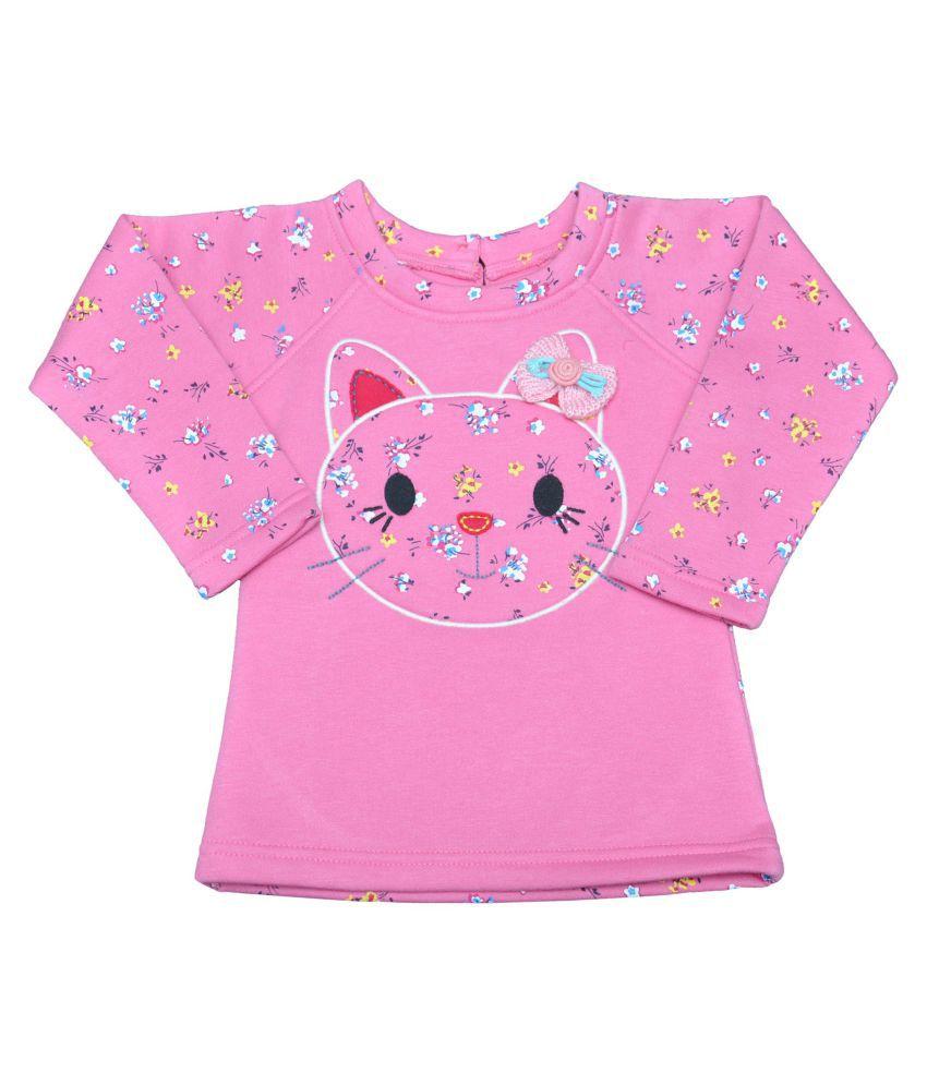Ziama Pink Sweatshirt