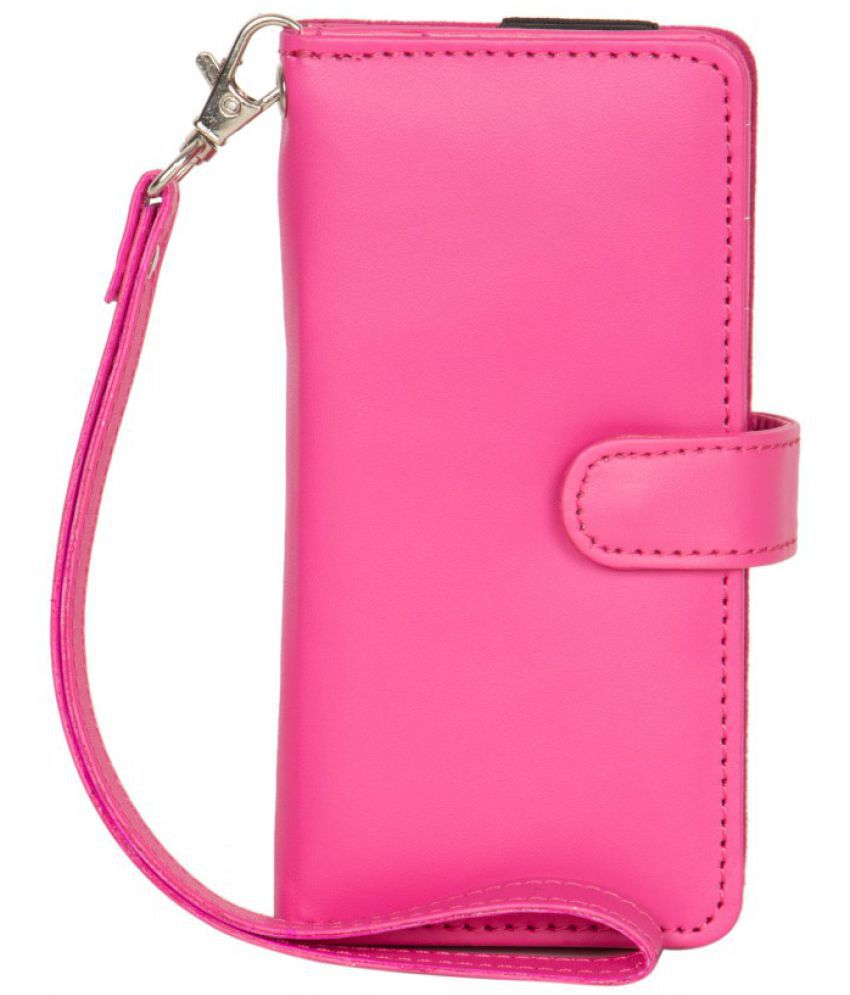 Lava X28 Holster Cover by Senzoni - Pink