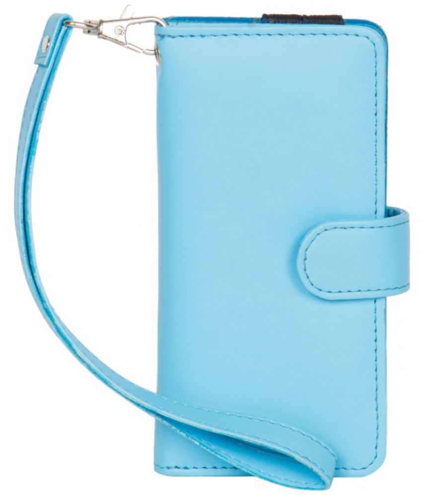 Samsung Galaxy Grand 2 Holster Cover by Senzoni - Blue