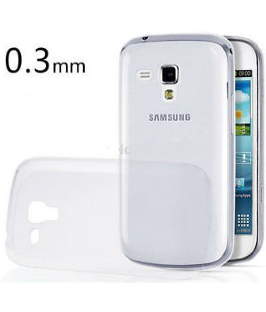 Samsung Galaxy Grand Max Cover by FINDX - Transparent
